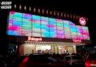 Building Elevation LED Lighting design | Facade LED Lighting Animation Design India +91 81225 40589