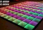 LED Floor Digital Wedding Marriage Reception Event Stage Platform Design Decoration Chennai, Bangalore, India 91 81225 40589 (WA)
