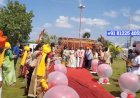 Bride Groom Entry Balloon Blast Wedding +91 81225 40589 Andhra | Nellore | Anantapur | Vijayawada