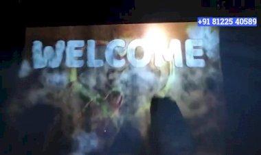 Fog Entry Wedding +91 81225 40589